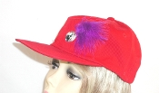 Red Baseball Cap, Red Cap Ladies baseball cap, Baseball cap