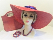 Elegant Ensemble - Red Hat Society Ladies