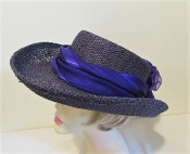 Proper In Purple Gambler Style Purple Hat
