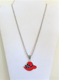 Red Hat Charm Chain Necklace (MRH Store exclusive)