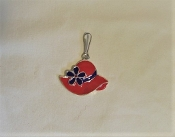 Red Hat Charm Zipper Pull (MRH Store exclusive)