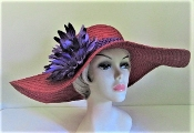 Daring Diva Red Hat