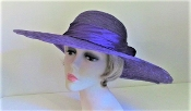Amazing Amethyst Purple Hat