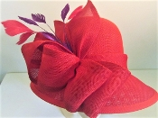 Straw, Organza & Light Weight Hats