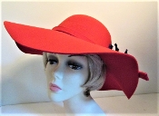 Red Hat - Fantastic in Felt Red Hat - Original Red Hat Colors